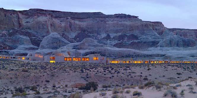 Απόδραση σε ένα εντυπωσιακό ξενοδοχείο στην μέση της ερήμου (11)