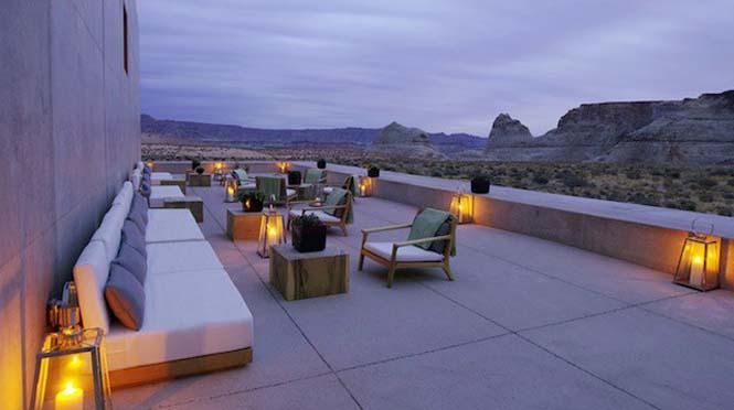 Απόδραση σε ένα εντυπωσιακό ξενοδοχείο στην μέση της ερήμου (12)