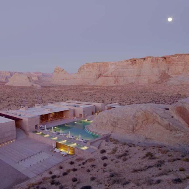 Απόδραση σε ένα εντυπωσιακό ξενοδοχείο στην μέση της ερήμου (13)