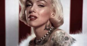 Καλλιτέχνης φαντάζεται τους διάσημους με τατουάζ χρησιμοποιώντας το Photoshop #2