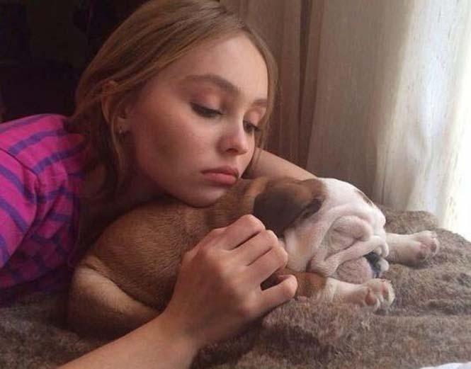 Η έφηβη κόρη του Johnny Depp (7)