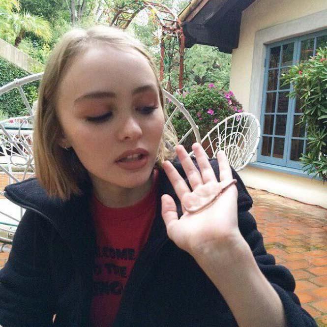 Η έφηβη κόρη του Johnny Depp (10)