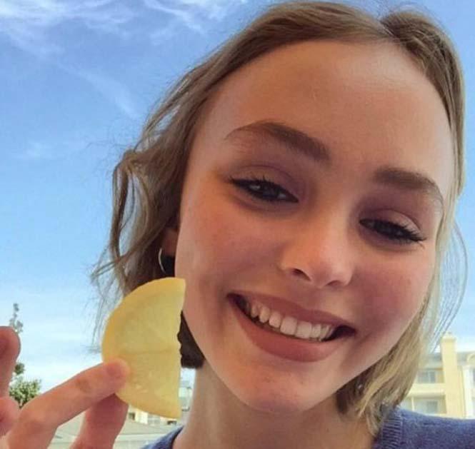 Η έφηβη κόρη του Johnny Depp (16)