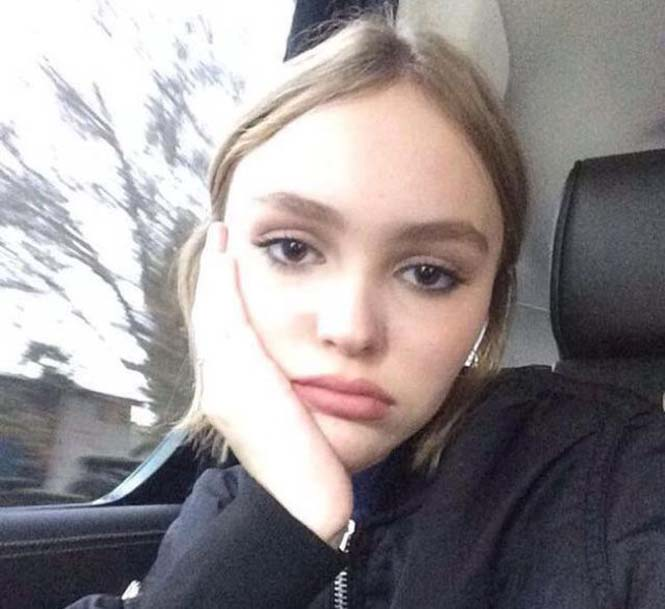 Η έφηβη κόρη του Johnny Depp (21)