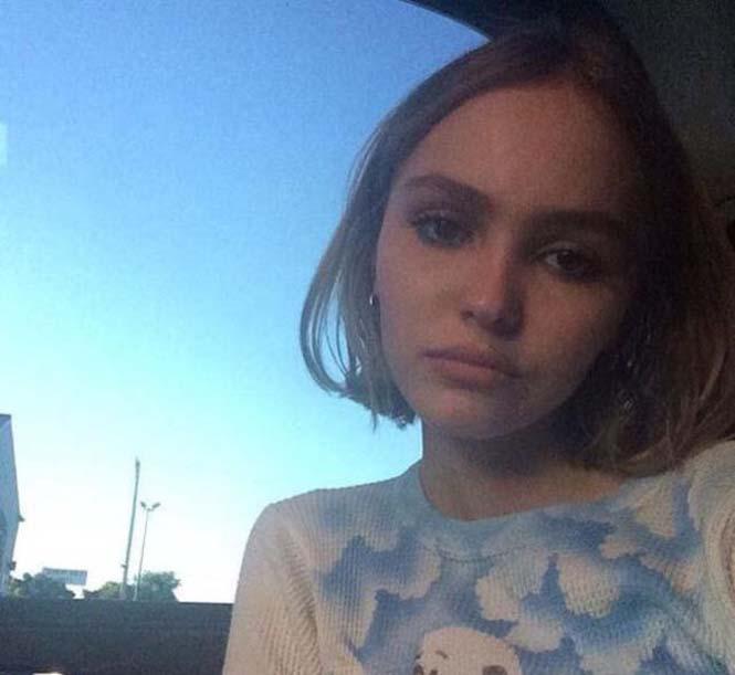 Η έφηβη κόρη του Johnny Depp (22)