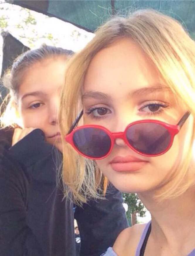 Η έφηβη κόρη του Johnny Depp (24)