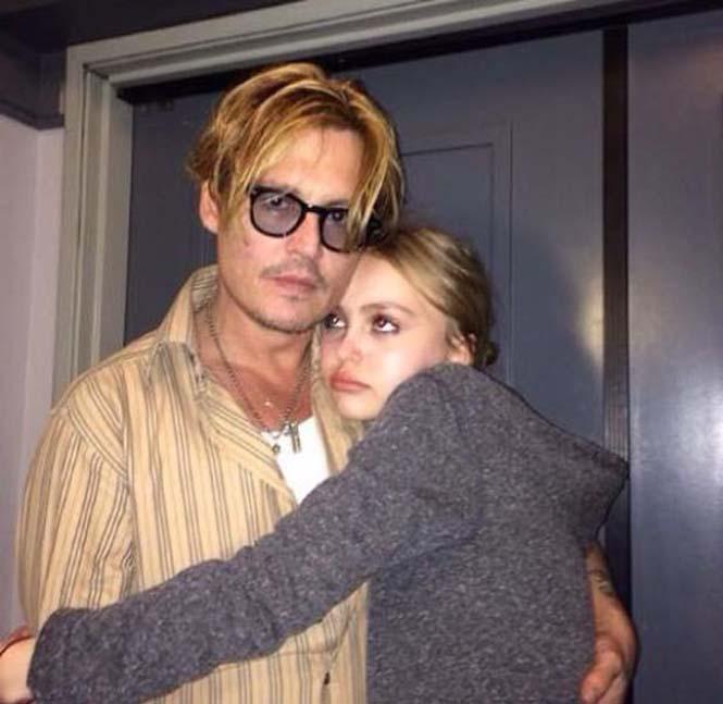 Η έφηβη κόρη του Johnny Depp (25)