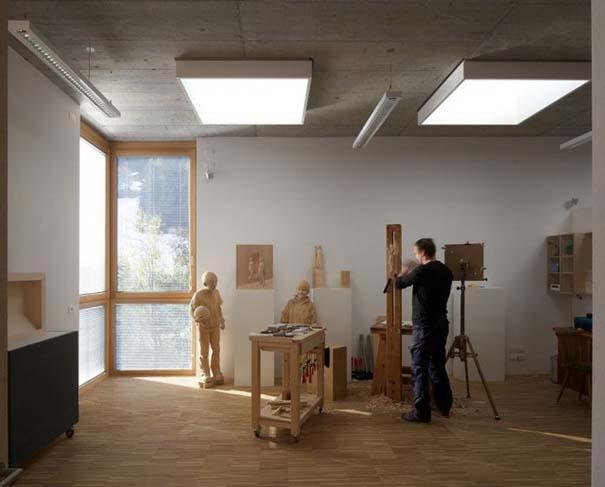 Εκπληκτικά γλυπτά από ξύλο (3)