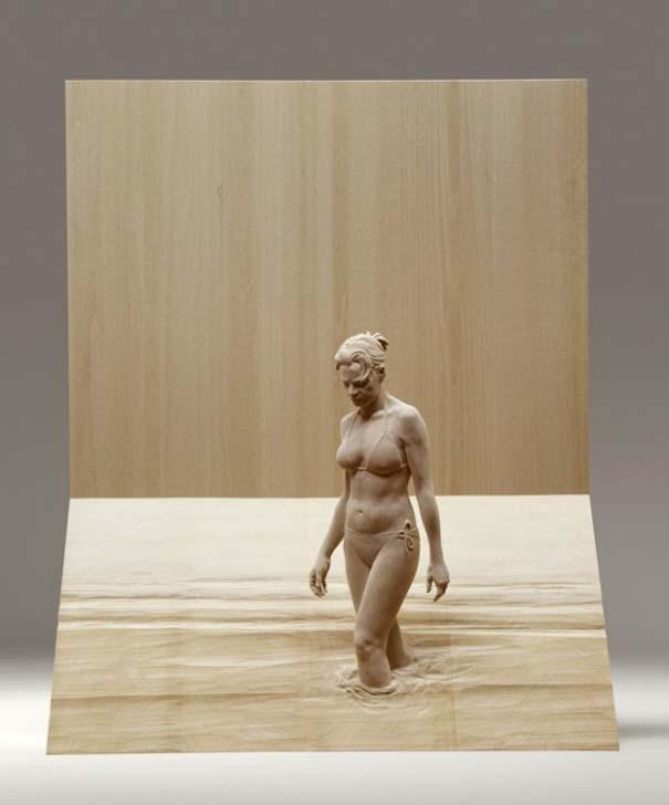 Εκπληκτικά γλυπτά από ξύλο (11)