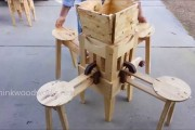 Έξυπνο τραπέζι για πικ νικ