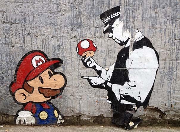 Εντυπωσιακά graffiti #15 (20)