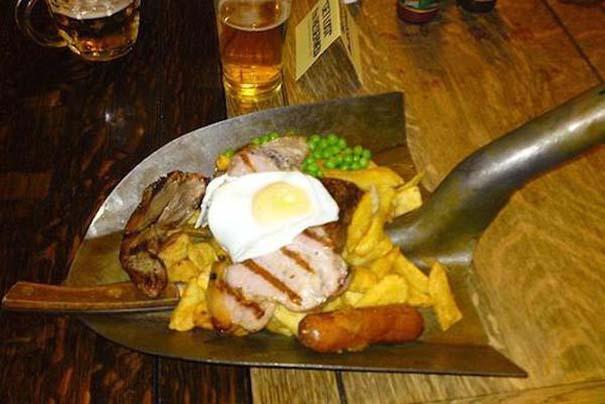 Εστιατόρια που το παράκαναν με τον τρόπο σερβιρίσματος των πιάτων τους (1)