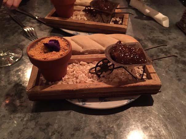 Εστιατόρια που το παράκαναν με τον τρόπο σερβιρίσματος των πιάτων τους (7)