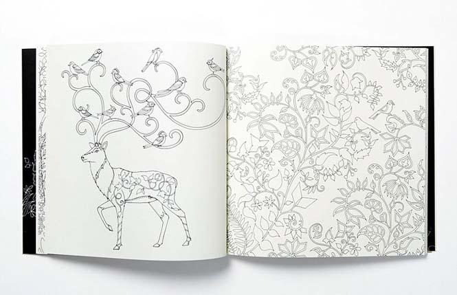 Καλλιτέχνις δημιούργησε βιβλία χρωματισμού για ενήλικες και πούλησε ένα εκατομμύριο αντίτυπα (2)