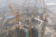 Κατασκεύασαν 57όροφο ουρανοξύστη σε 19 ημέρες