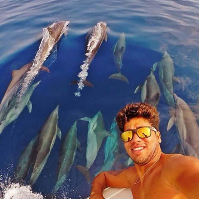 Κορυφαίες selfies απ' όλο τον κόσμο (9)