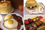 18 λαχταριστά γεύματα που είναι στην πραγματικότητα τούρτες