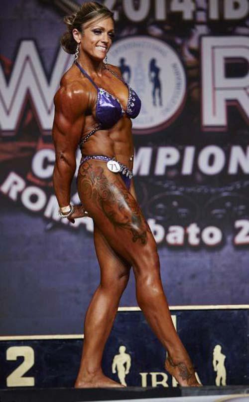 Μαμά της διπλανής πόρτας μεταμορφώθηκε σε πρωταθλήτρια του Bodybuilding (7)