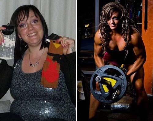 Μαμά της διπλανής πόρτας μεταμορφώθηκε σε πρωταθλήτρια του Bodybuilding (9)
