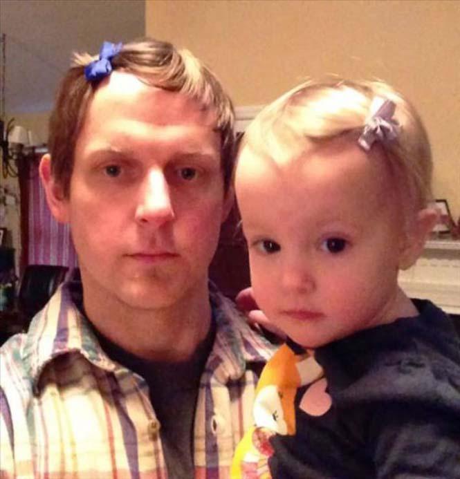 Μπαμπάδες που δεν μπορούν να πουν όχι στις κόρες τους (9)