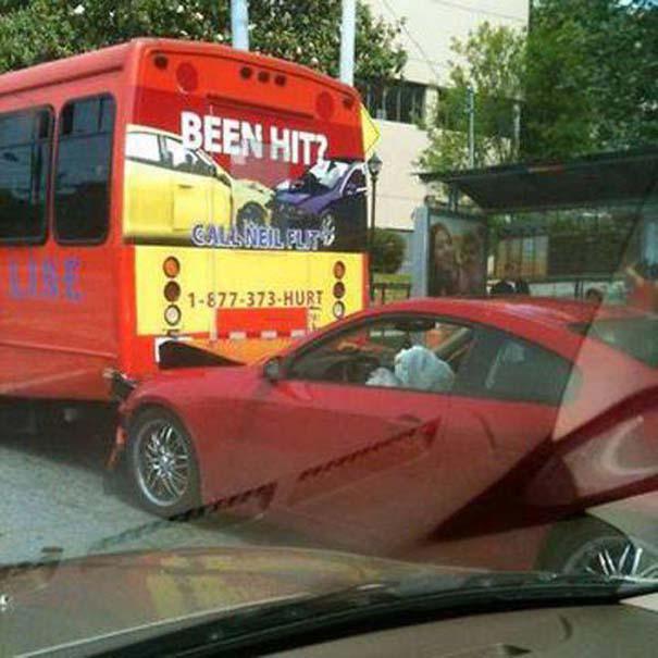 Ασυνήθιστα τροχαία ατυχήματα (10)