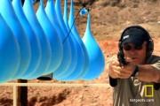 Πόσα μπαλόνια με νερό χρειάζονται για να σταματήσουν μια σφαίρα;