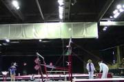 Προπονητής σώζει την αθλήτρια του από σοβαρό τραυματισμό 2 φορές μέσα σε λίγα λεπτά