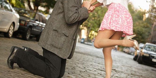 Προτάσεις γάμου με απρόοπτα
