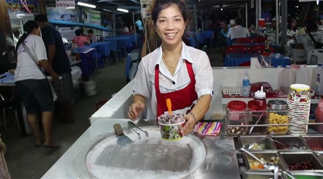 Πως φτιάχνονται τα ice cream rolls