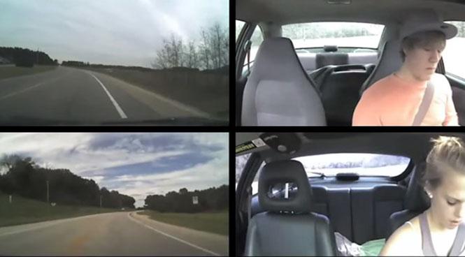 Τα σοκαριστικά αποτελέσματα της χρήσης κινητού από εφήβους κατά την οδήγηση