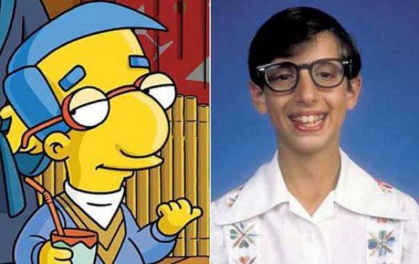 Σωσίες των Simpsons στην πραγματική ζωή (2)