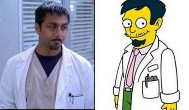 Σωσίες των Simpsons στην πραγματική ζωή (6)