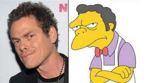Σωσίες των Simpsons στην πραγματική ζωή (8)