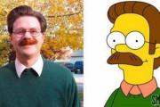 Σωσίες των Simpsons στην πραγματική ζωή (9)