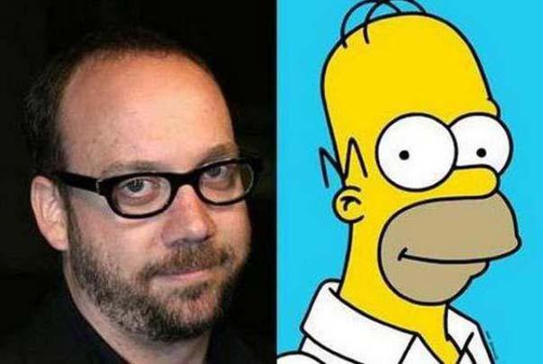 Σωσίες των Simpsons στην πραγματική ζωή (12)
