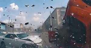 Μια… τυπική μέρα στους δρόμους της Ρωσίας (Video)