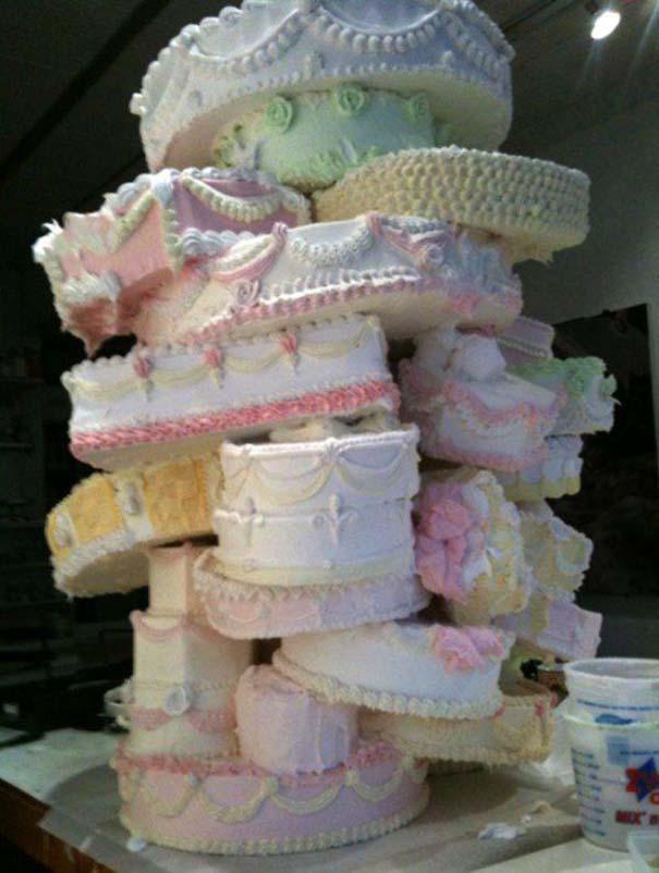 Χειρότερες γαμήλιες τούρτες (2)