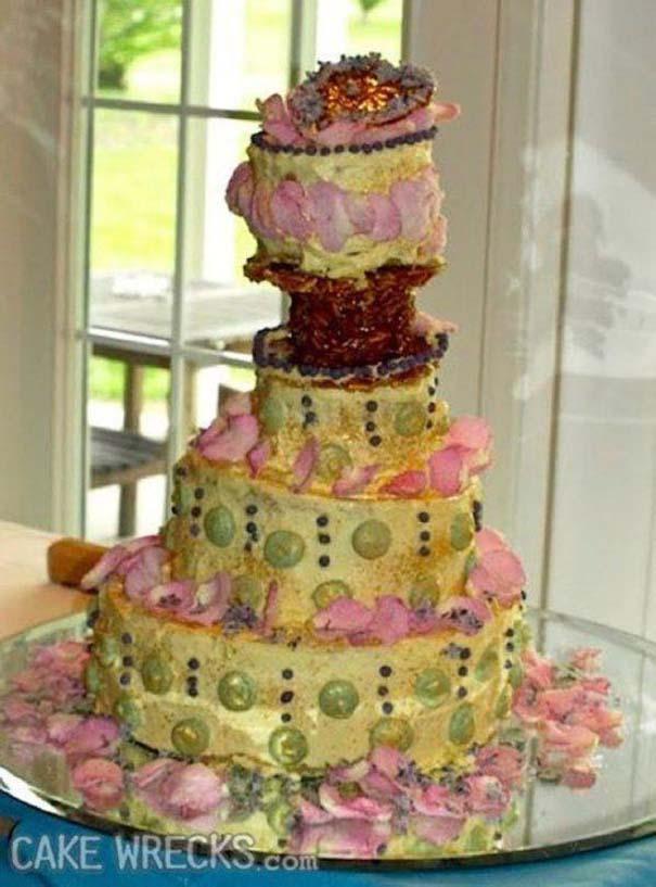 Χειρότερες γαμήλιες τούρτες (3)