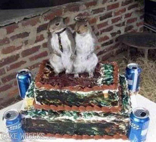 Χειρότερες γαμήλιες τούρτες (7)