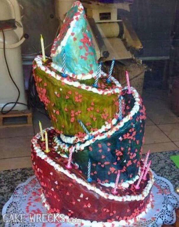 Χειρότερες γαμήλιες τούρτες (15)