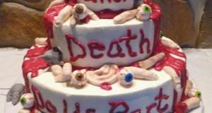 Γαμήλιες τούρτες για κλάματα…