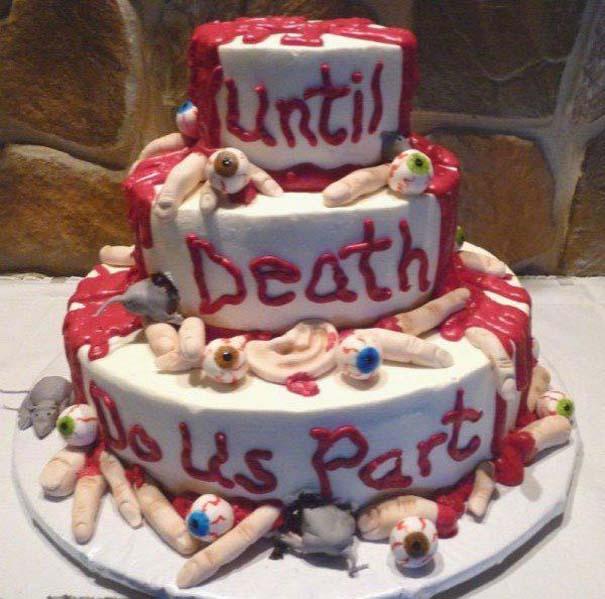 Χειρότερες γαμήλιες τούρτες (20)