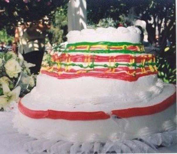 Χειρότερες γαμήλιες τούρτες (27)