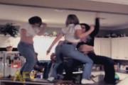 Χορευτικές γκάφες για πολύ γέλιο