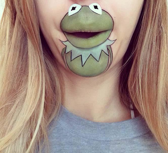 Η Laura Jenkinson χρησιμοποιεί μακιγιάζ για να μετατρέψει στόματα ανθρώπων σε χαρακτήρες cartoon (20)