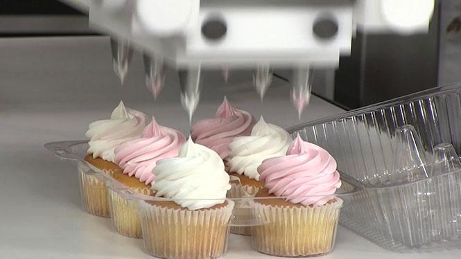 8 ρομποτικοί «ζαχαροπλάστες» που θα σας καθηλώσουν