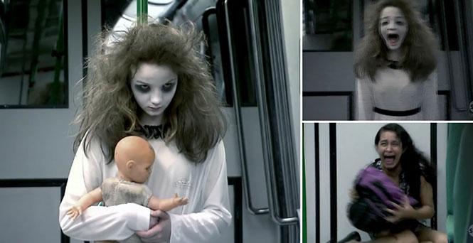 Άλλη μια απίστευτη φάρσα στο μετρό της Βραζιλίας