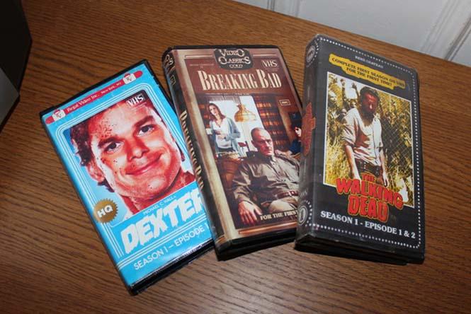Αν οι σημερινές ταινίες και σειρές κυκλοφορούσαν σε βιντεοκασέτες (4)