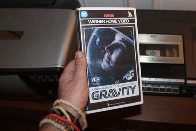 Αν οι σημερινές ταινίες και σειρές κυκλοφορούσαν σε βιντεοκασέτες (6)