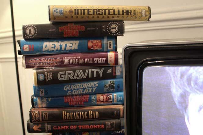 Αν οι σημερινές ταινίες και σειρές κυκλοφορούσαν σε βιντεοκασέτες (8)
